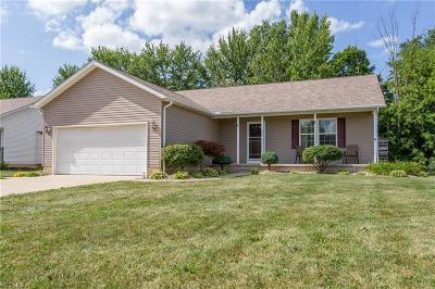 Lorain County Single Family Home Active Under Contract: 279 Woodland Court