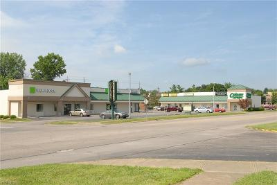 Muskingum County Commercial For Sale: 1210/1306 Brandywine Boulevard