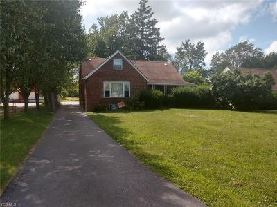 North Olmsted Multi Family Home For Sale: 4800 Columbia Road