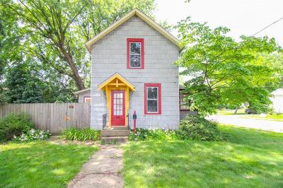 Stark County Single Family Home For Sale: 1021 10th Street