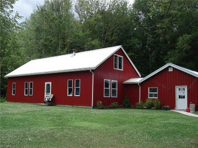 Jefferson Single Family Home For Sale: 3556 Netcher Road