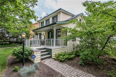 Fairview Park Single Family Home Active Under Contract: 4179 W 222nd Street