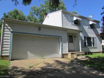 Northfield Single Family Home For Sale: 215 Houghton