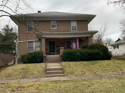 New Concord Multi Family Home For Sale: 119 Thompson Avenue