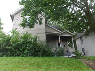 Canton Single Family Home For Auction: 1112 Spring Avenue