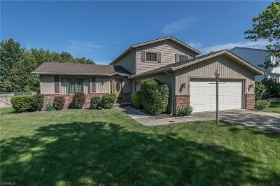 Brunswick Single Family Home For Sale: 598 Pepperwood Drive