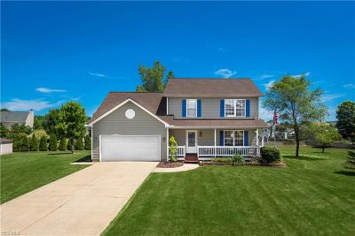 North Ridgeville Single Family Home For Sale: 35296 Chaucer Court
