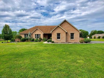 Hubbard Single Family Home For Sale: 2750 S Fox North Road