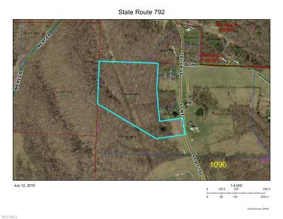 Morgan County Residential Lots & Land For Sale: State Route 792