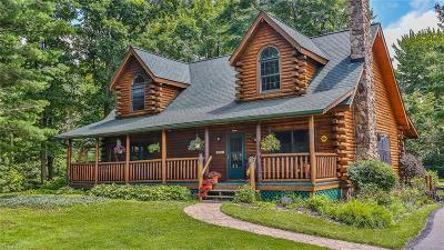 Twinsburg Single Family Home Active Under Contract: 3590 E Aurora Road