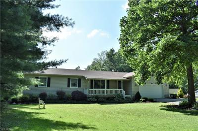 Litchfield Single Family Home For Sale: 3722 Yost Road