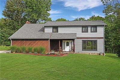Brecksville Single Family Home For Sale: 3623 Lake Park Drive
