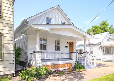 Single Family Home Active Under Contract: 2160 W 30th Street