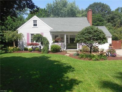 Boardman Single Family Home Active Under Contract: 4746 Firnley Avenue