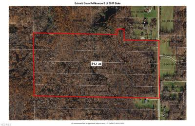 Kingsville Residential Lots & Land For Sale: State Road