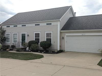 North Ridgeville Condo/Townhouse For Sale: 38755 Carriage Circle