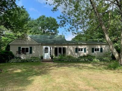 Hinckley Single Family Home Active Under Contract: 2028 Stony Hill Road