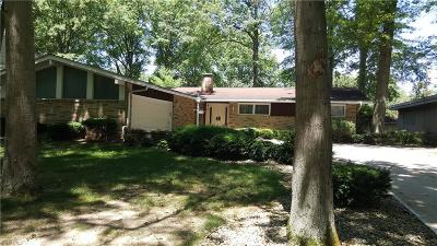 Lorain County Single Family Home For Sale: 810 Red Hill Drive