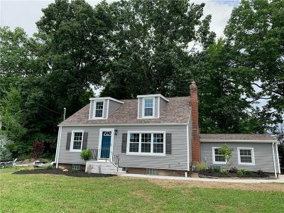 Lake Milton Single Family Home Active Under Contract: 26 Forest Avenue