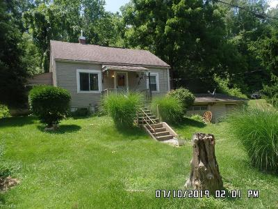 Zanesville Single Family Home For Sale: 1323 Walnut Drive