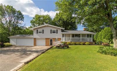 Girard Single Family Home For Sale: 1580 Tibbetts Wick Road