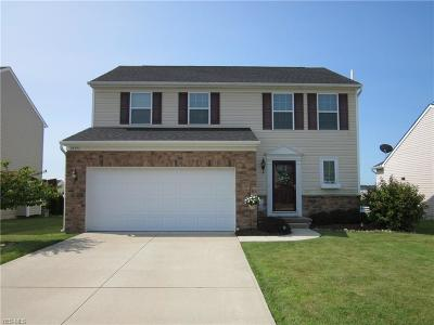 North Ridgeville Single Family Home For Sale: 37171 Tail Feather Drive