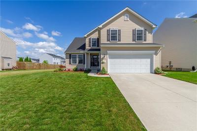 North Ridgeville Single Family Home For Sale: 37477 Tail Feather Drive