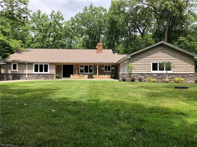 Single Family Home Active Under Contract: 29149 S Woodland Road