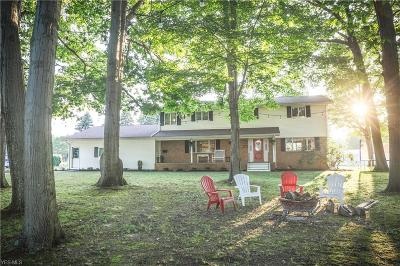 Conneaut Single Family Home For Sale: 749 Mill Street