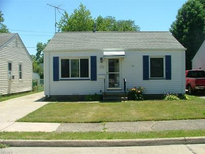 Cleveland Single Family Home For Sale: 13301 Wilton