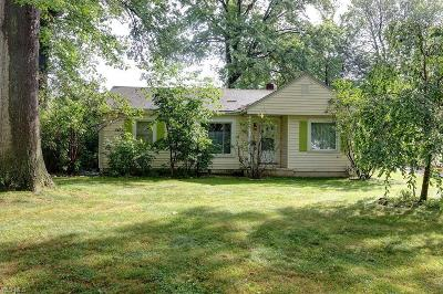 Eastlake Single Family Home Active Under Contract: 619 Rokeby Road