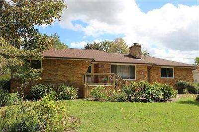 North Royalton Single Family Home For Sale: 8201 W 130th Street