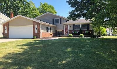 Strongsville OH Single Family Home For Sale: $191,500