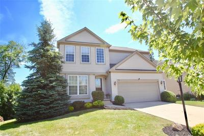 Broadview Heights Single Family Home Active Under Contract: 527 Cornell Drive