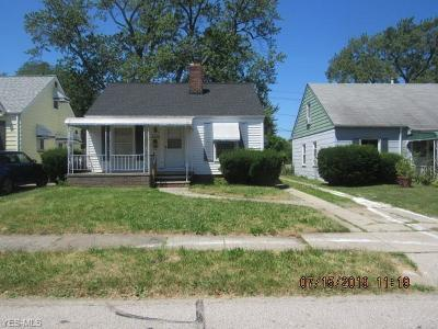 Cleveland Single Family Home For Sale: 4472 W 149