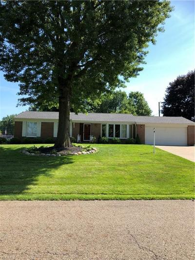 Stark County Single Family Home For Sale: 3724 Burrshire Drive