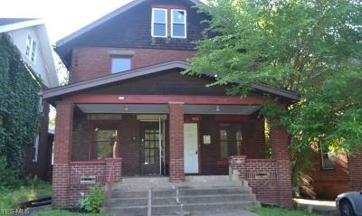 Canton Multi Family Home For Sale: 250 Park Avenue