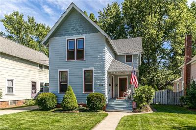 Willoughby Single Family Home For Sale: 38159 Wilson Avenue