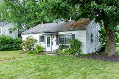 Stark County Single Family Home For Sale: 403 Garfield Avenue
