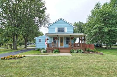 Willoughby Single Family Home For Sale: 38744 Bell Road