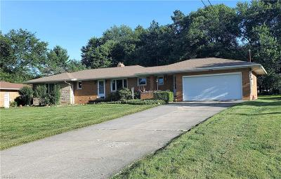 Brecksville Single Family Home For Sale: 7450 Winding Way