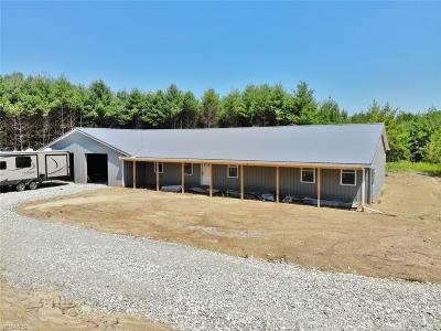 Muskingum County Single Family Home For Sale: 10135 Symmes Creek Road