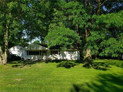 Stark County Single Family Home For Sale: 10606 Barcus Avenue