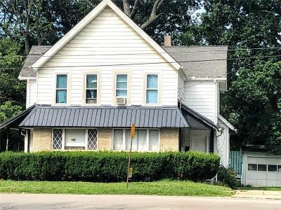 Ashtabula Multi Family Home For Sale: 3716 Lake Avenue