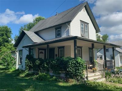 Medina County Single Family Home For Sale: 125 S Broadway Street