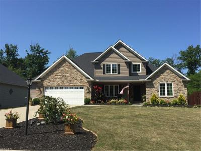 Strongsville Single Family Home Active Under Contract: 21108 Breckenridge Lane