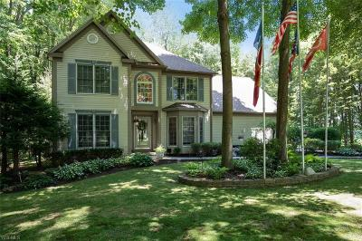 Newton Falls Single Family Home Active Under Contract: 2915 Newton Tomlinson Road