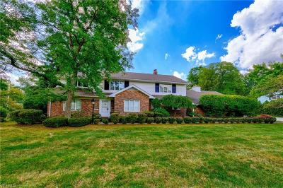 Shaker Heights Single Family Home For Sale: 21350 Almar Drive