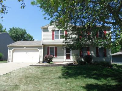 Strongsville OH Single Family Home For Sale: $234,900