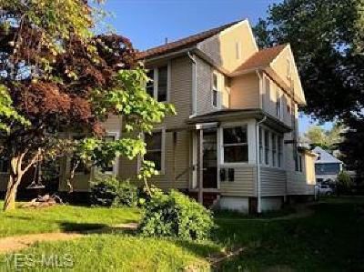 Ashtabula Multi Family Home For Sale: 1520 E 46th Street